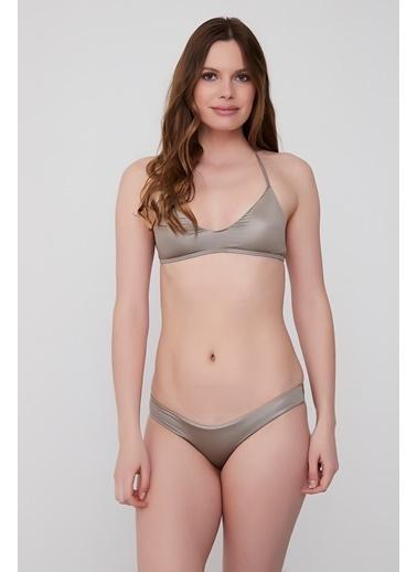 Plumeria Swimwear Bikini Gümüş